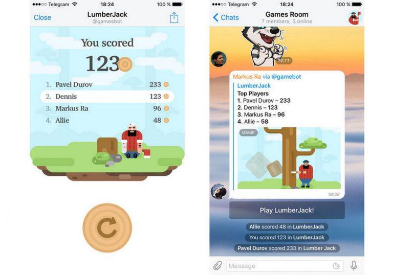 Mari Main Game Bareng Teman di Telegram dengan Dukungan Bot!