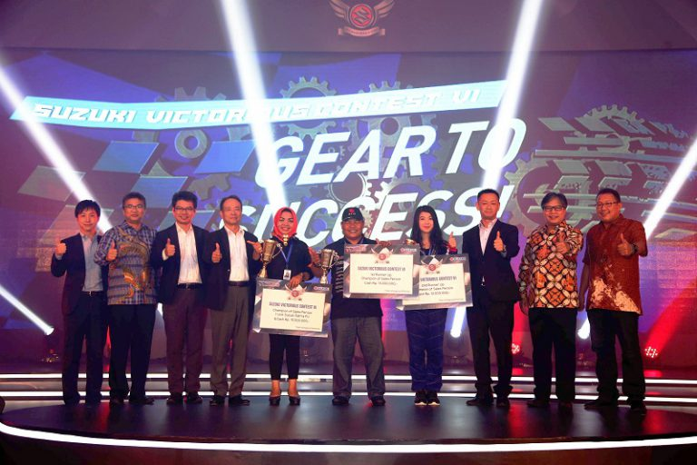 """Inilah Pemenang Kompetisi Tahunan """"Suzuki Victorious Contest VI"""""""