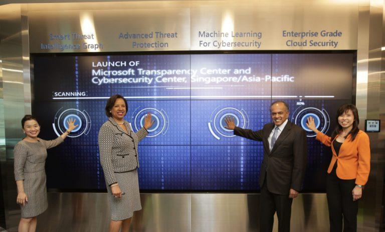 Komit di Sektor Publik dan Swasta, Microsoft Luncurkan Pusat Transparansi dan Keamanan Siber untuk Kawasan Asia Pasifik