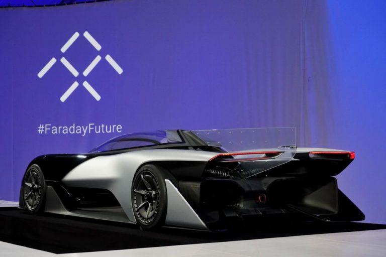 Faraday Kerjasama dengan LG Chem Senilai US$ 2,4 Miliar untuk Baterai Listrik