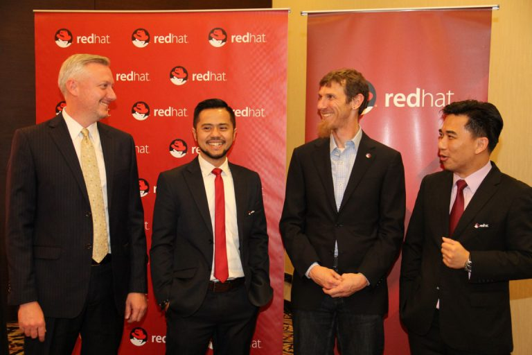 Red Hat Forum 2016, Usaha Red Hat Bantu Industri Transformasi ke Open Source