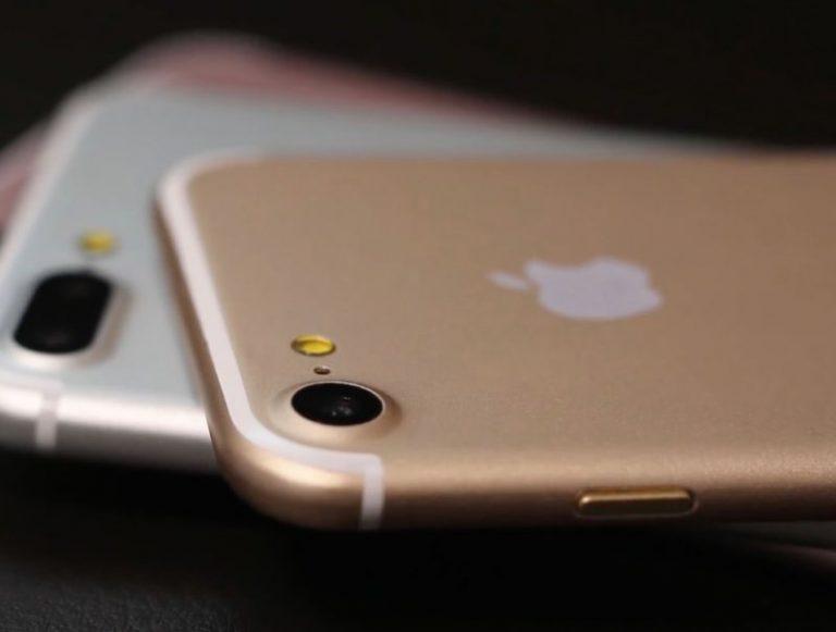 Lensa Sapphire Crystal iPhone 7 Memang Tahan Gores, Tapi…