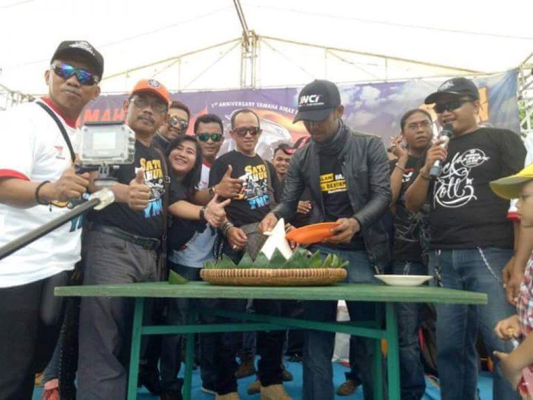 Yamaha NMAX Club Indonesia Sukses Gelar Ulang Tahun Pertama