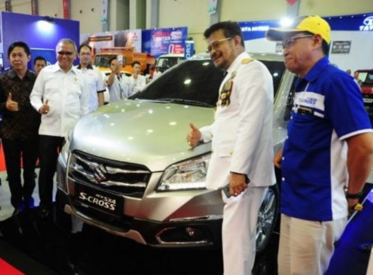 Pembukaan POMA 2016 Dihadiri Gubernur dan Wakil Gubernur Sulawesi Selatan