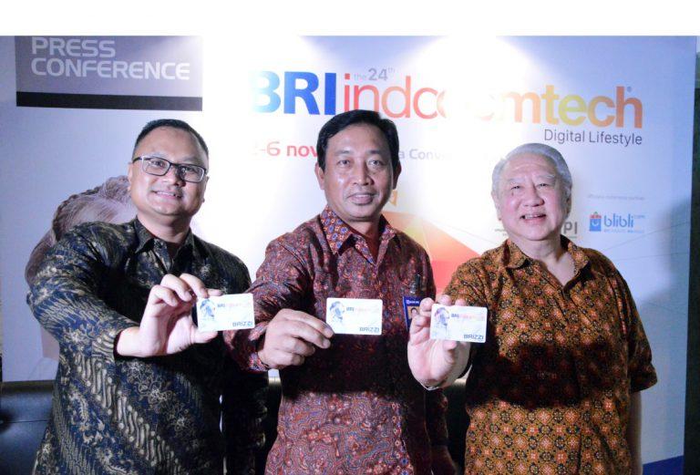 BRI Akan Warnai Seluruh Aktivitas Indocomtech 2016