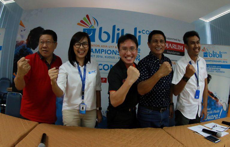 Blibli.com Dukung Badminton Sebagai Olahraga Kebanggaan Indonesia