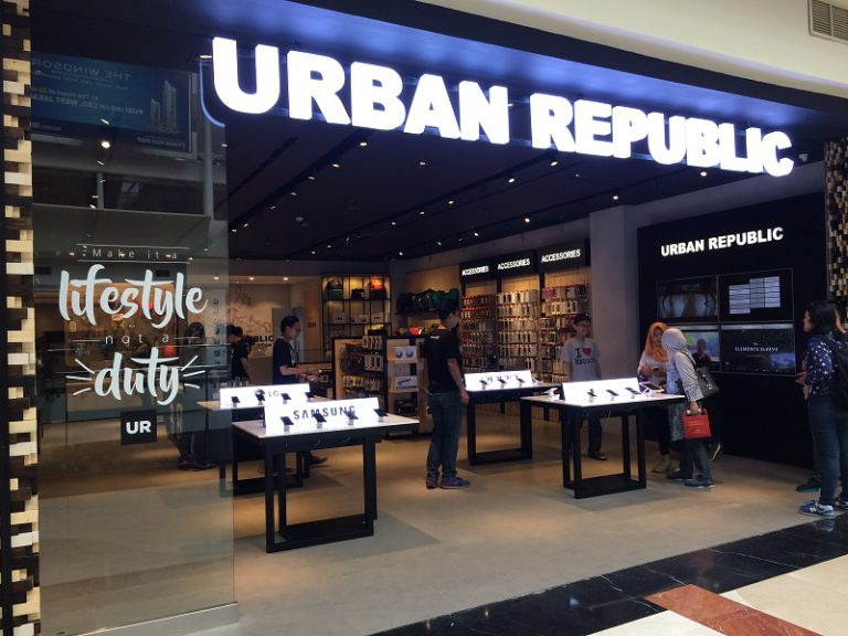 Outlet Urban Republic Ketiga Hadir di Pondok Indah Mall 2