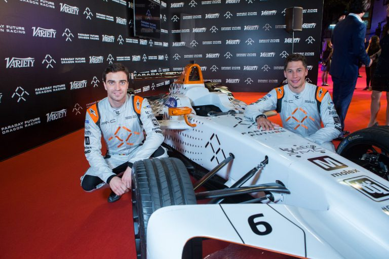 Dragon Racing Faraday Future Jalani Musim Ketiga di Formula E