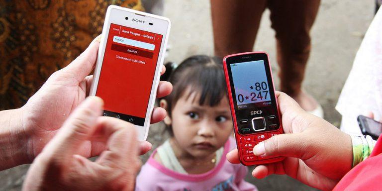 Telkomsel dan BTPN Kembali Uji Coba Penyaluran Non-Tunai Bantuan Sosial Pemerintah