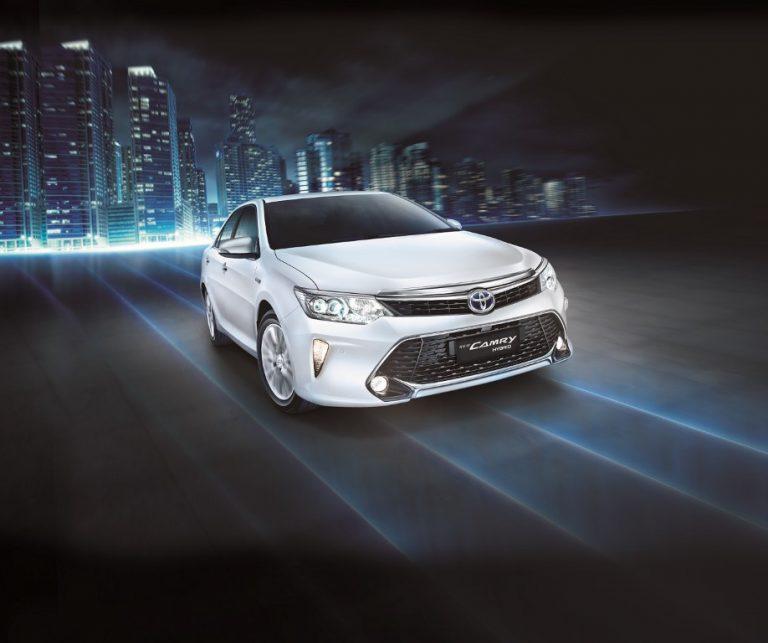 Toyota New Camry Kini Hadir dengan Fitur Keselamatan Lebih Lengkap