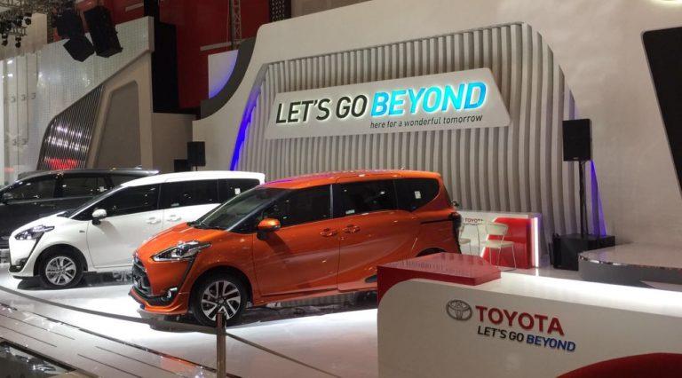 Toyota Sebar Semangat Let's Go Beyond di Jawa Barat