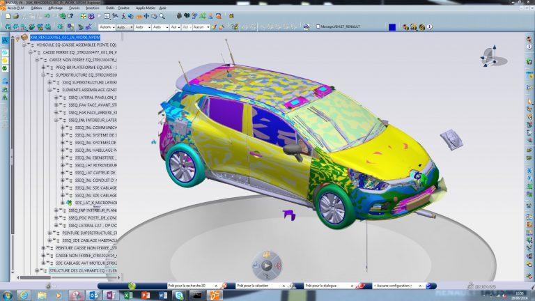 Sudah 10.000 Pengguna di Grup Renault Gunakan Platform 3DEXPERIENCE Dassault Systemes