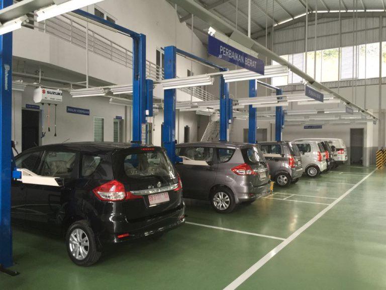 Penghentian Produksi Sementara di Pabrik Suzuki Diperpanjang