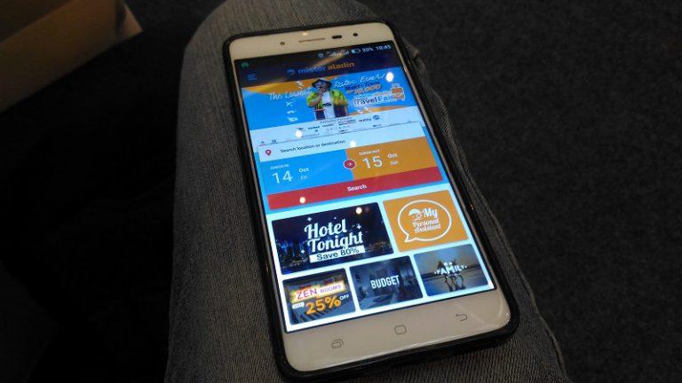 Mister Aladin Rilis Aplikasi Mobile, Fitur Personal Travel Assitant Jadi Andalan