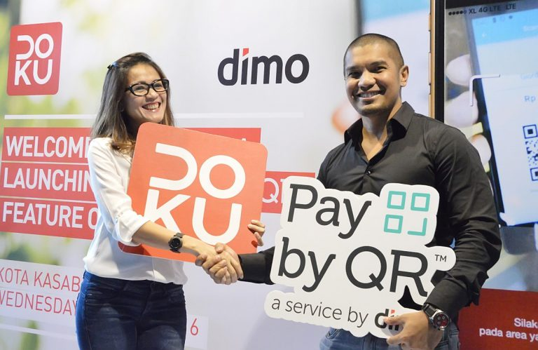 DOKU Luncurkan Fitur Baru Layanan PayByQR