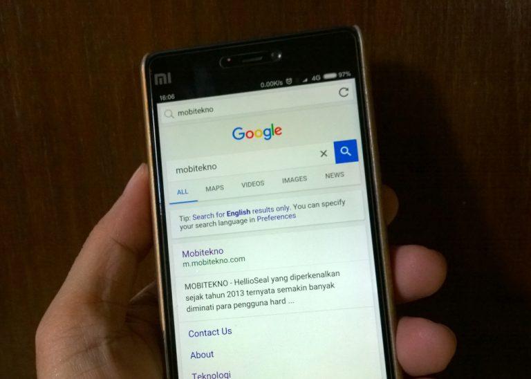 Pengguna Smartphone Lebih Diutamakan Search Engine Google Ketimbang Desktop. Apa artinya?