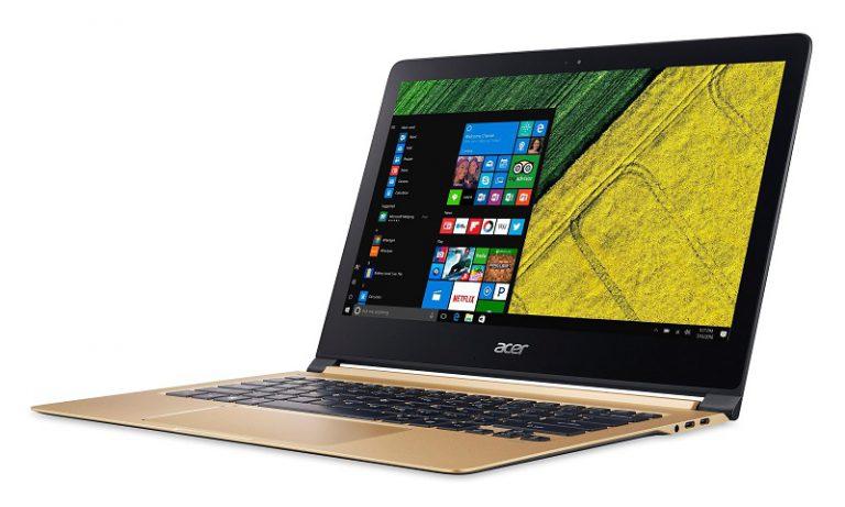 Swift 7, Laptop Tertipis Racikan Acer Mulai Dipasarkan