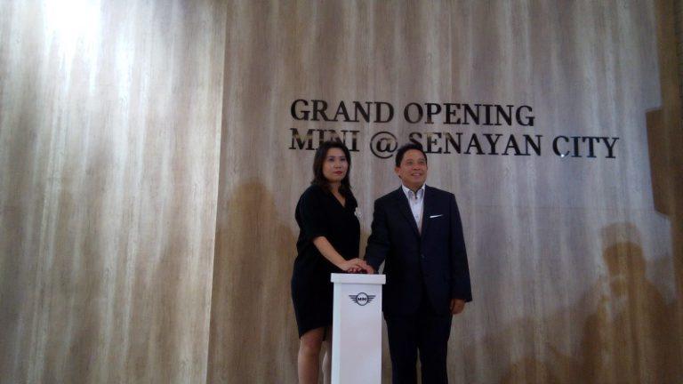 MINI Indonesia Hadirkan Pop-Up Store Terbaru di Senayan City