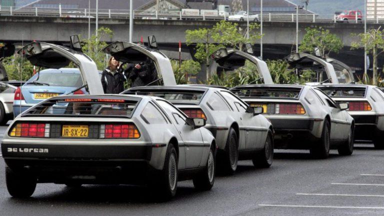 Mobil Back to The Future, DeLorean DMC-12 Diproduksi Kembali dengan Jumlah Terbatas