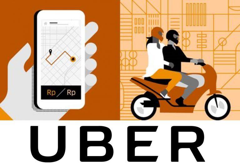 Pengguna uberMotor Kini Bisa Ketahui Total Biaya di Muka