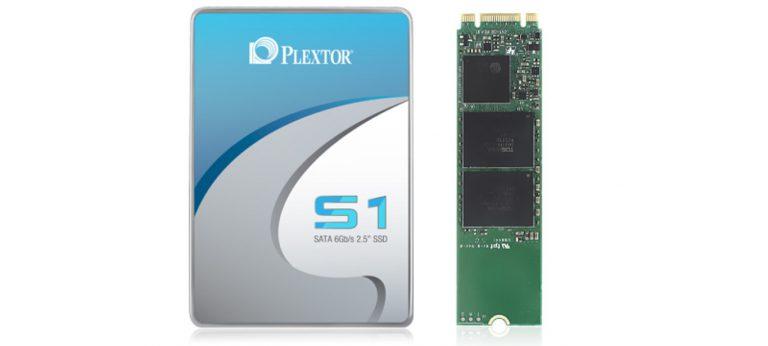 Plextor Hadirkan SSD Seri S1 untuk Kelas Entry Level