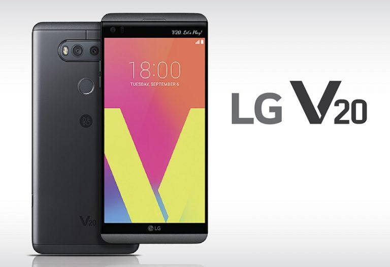 Jelang Akhir Tahun LG Pastikan Boyong V20 untuk Konsumennya di Indonesia
