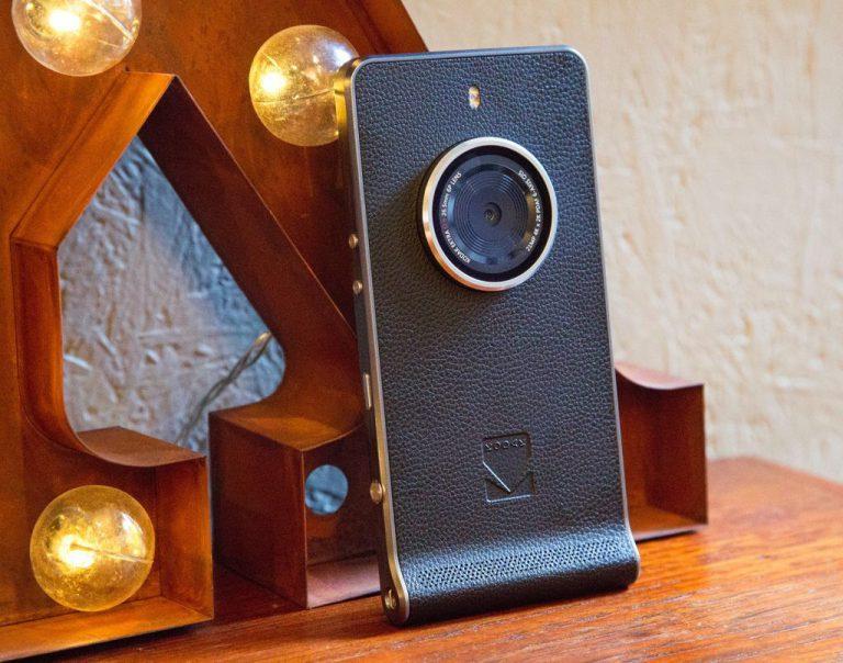 Nama Besar, Desain Klasik, dan Kamera 21 MP Jadi Senjata Utama Smartphone Kodak Ektra