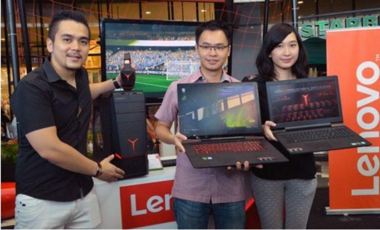 Ini Detail Lengkap PC dan Notebook Gaming yang Dirilis Lenovo untuk Libur Akhir Tahun