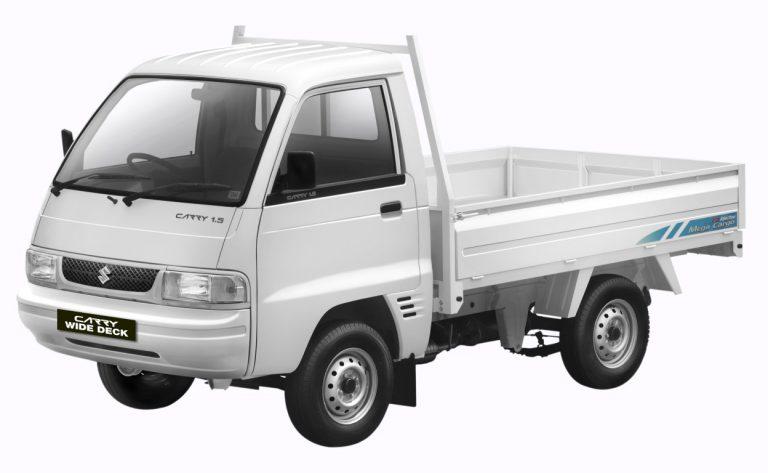 Penjualan Pick Up Suzuki Naik 13% di Bulan September 2016