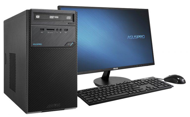 ASUS Tawarkan ASUSPRO D320MT, PC Desktop untuk Segmentasi Korporasi