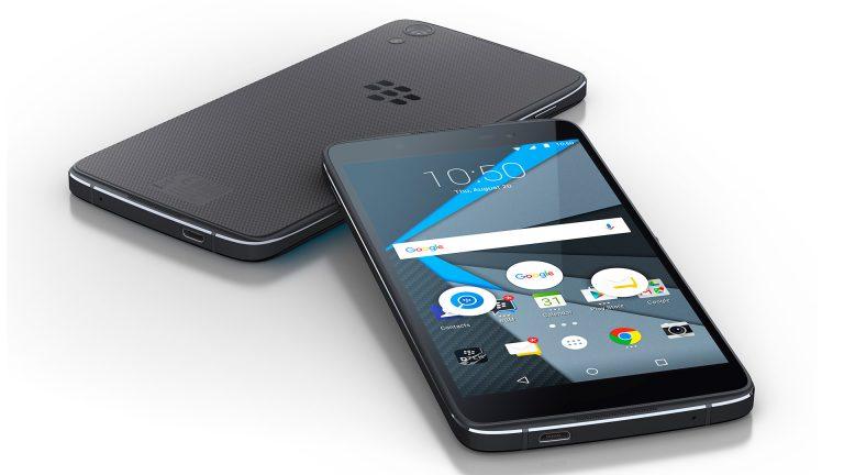 Blackberry DTEK60 Akan Hadir 25 Oktober 2016?
