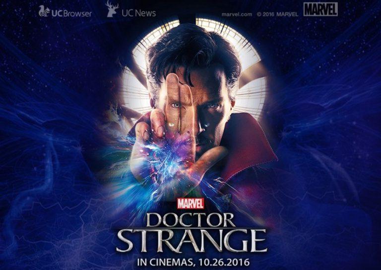 UCWeb Kerjasama dengan Marvel, Promosikan Doctor Strange