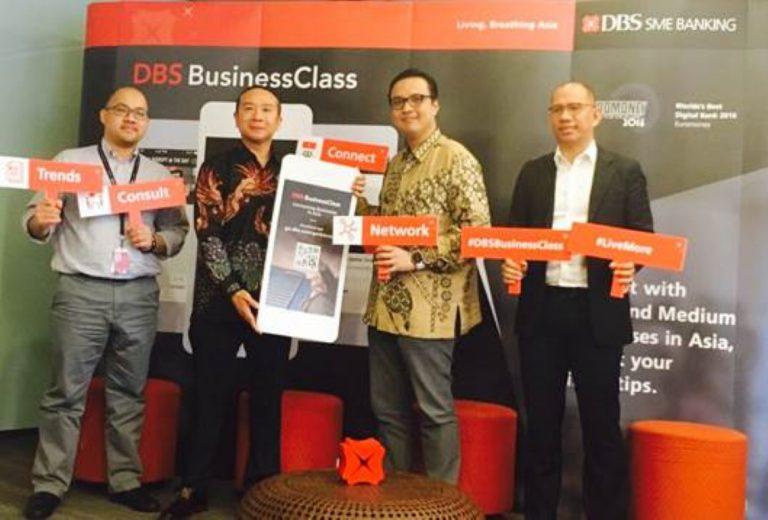Bank DBS Indonesia Perkenalkan Aplikasi Mobile DBS BusinessClass untuk Startup dan UKM