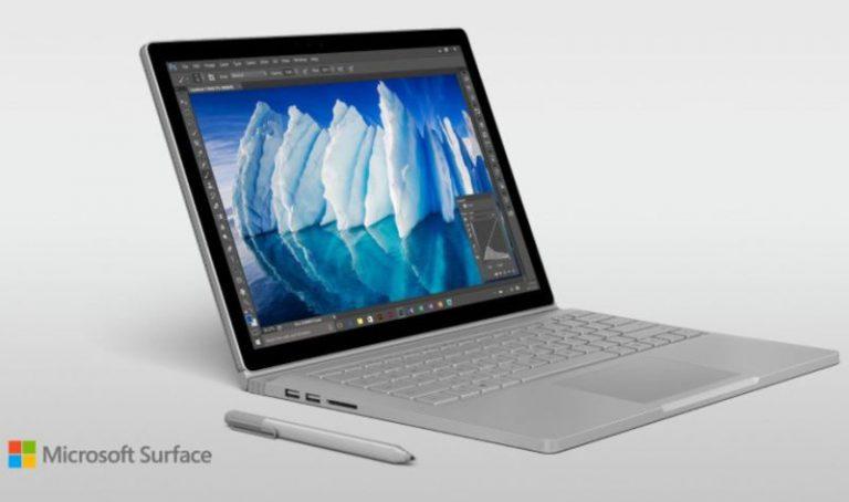 Notebook Surface Book i7 Terbaru Dibekali Baterai yang Bisa Bertahan 16 Jam