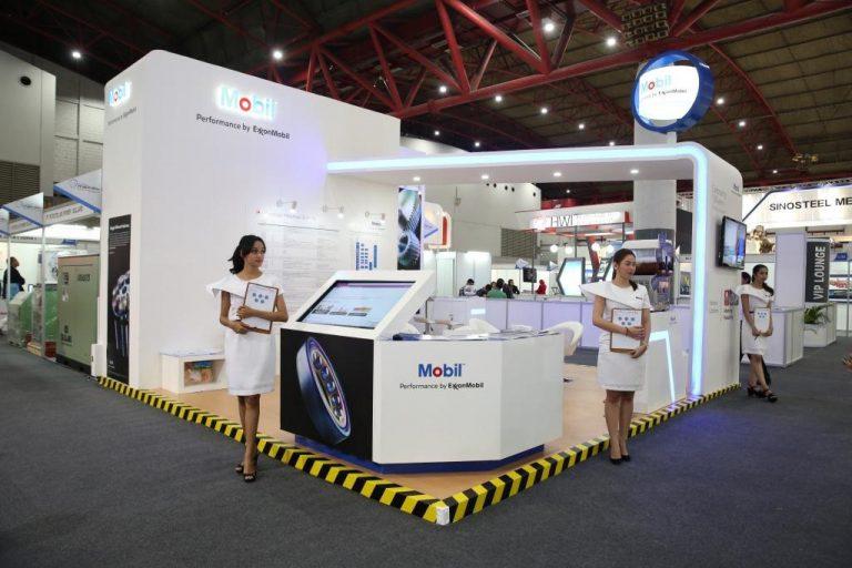 Meriahkan Indometal Exhibition 2016, ExxonMobil Tunjukkan Inovasinya dalam Teknologi Pelumas