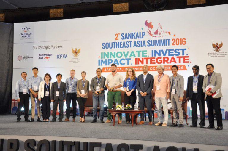 Tiga Perusahaan Berbasis Teknologi Masuk Finalis  Pada Ajang Sankalp Southeast Asia Awards 2016