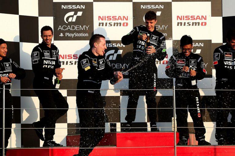 Raditya Indera Rebut Juara Dua Nissan GT Academy 2016 di Sirkuit Silvertone