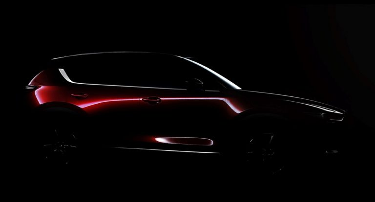 Generasi Baru Mazda CX-5 Akan Hadir di Los Angeles Auto Show 2016