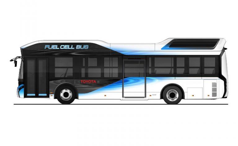 Toyota Hadirkan Bus Berteknologi Fuel-Cell. Pemerintah Jepang Jadi Konsumen Pertamanya