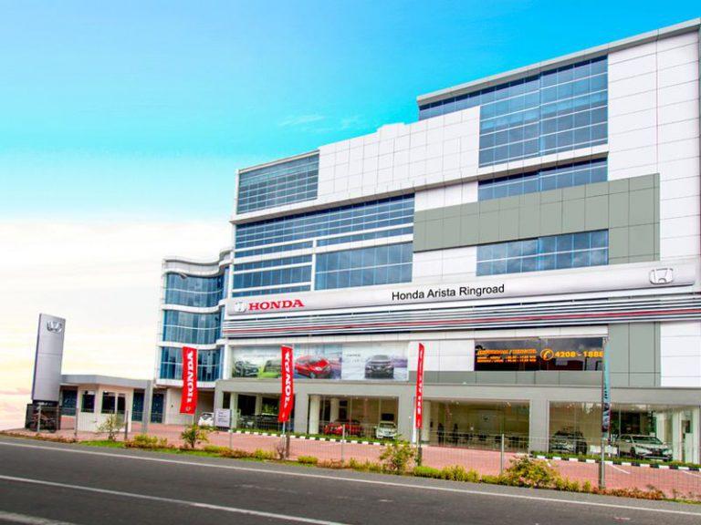 Antisipasi Pertumbuhan, HPM Buka Dealer 3S Resmi Honda Ke-4 di Kota Medan