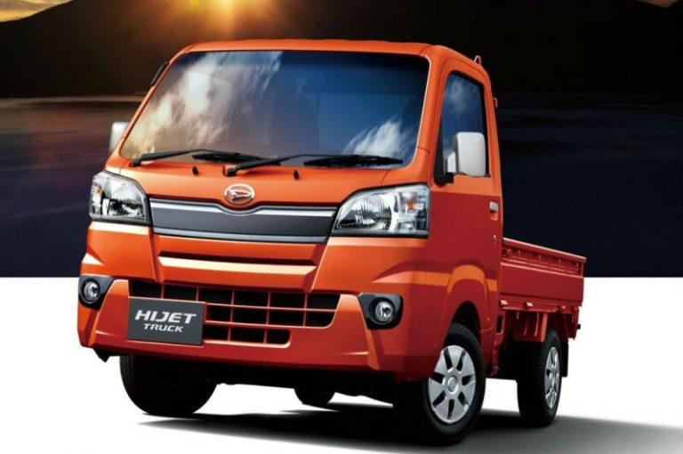 Hadapi Tata, Daihatsu Bakal Lepas Pick Up Hijet di Bawah Rp 100 Jutaan
