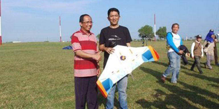 Ekspedisi Menembus Langit, UAV Ai-X1 Karya Anak Bangsa Akhirnya Lepas Landas