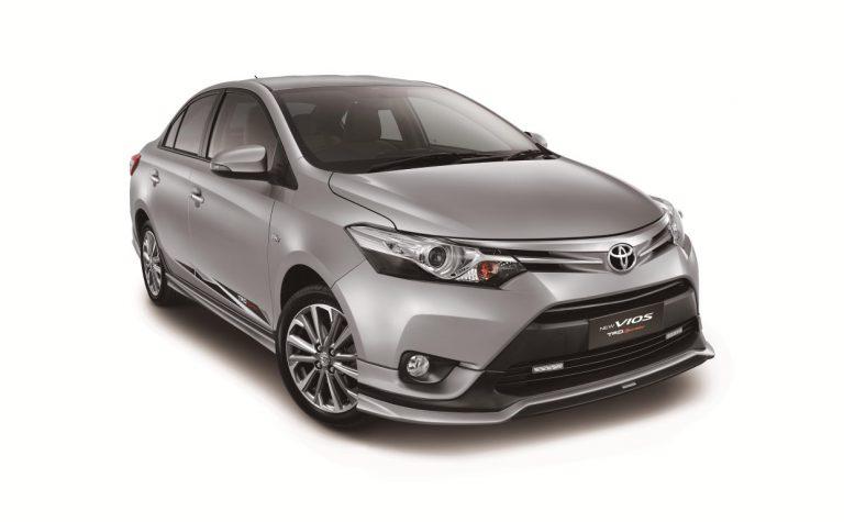 Selain Kian Stylish, New Toyota Vios Kini Tampil dengan Mesin dan Transmisi Baru