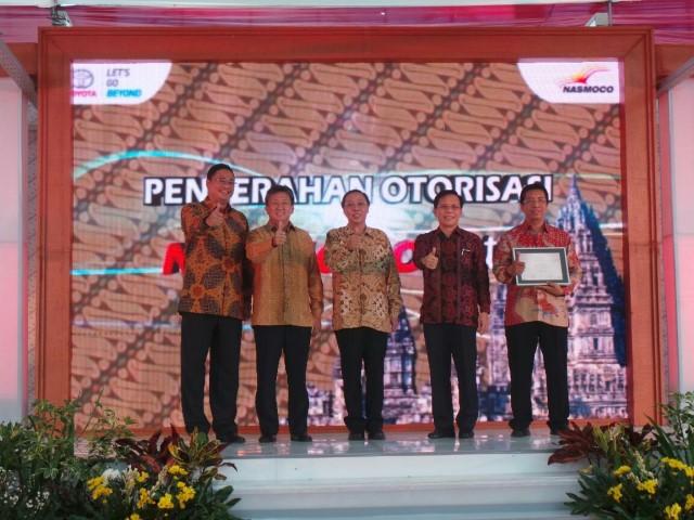 Nasmoco Klaten Perkuat Jaringan Penjualan dan Purna Jual Toyota di Jawa Tengah
