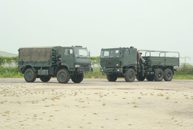 Partisipasi di Indo Defence 2016, Tata Motors Unjuk Tiga Kendaraan Militer