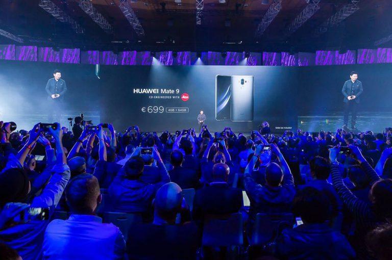 Huawei Mate 9 Resmi Diluncurkan, Termasuk Model Eksklusif Porsche Design