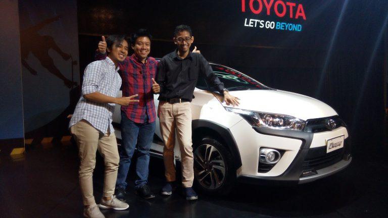 Toyota Mulai Pasarkan New Yaris Heykers, Dirancang oleh Tiga Anak Bangsa