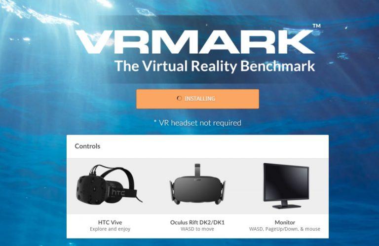 Ingin Beli Headset VR Oculus Rift atau HTC Vive? Cek Dulu Kesiapan PC Anda dengan VRMark