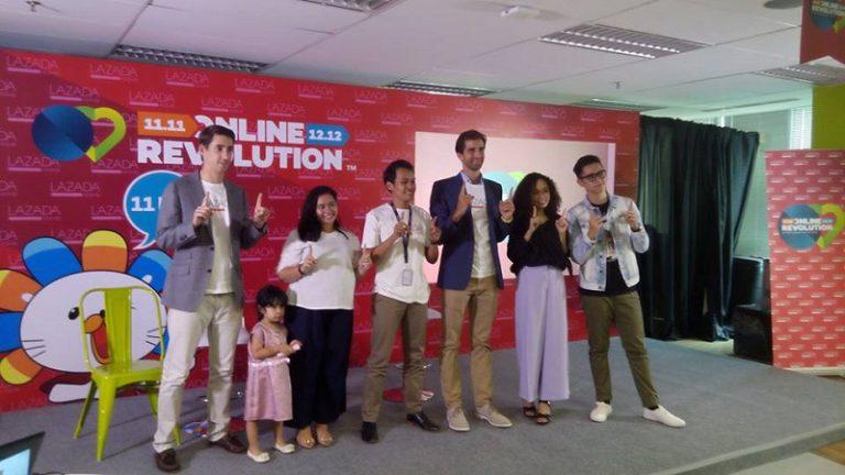 Libatkan 600 Influencer Media Sosial, Lazada Kembali Gelar Online Revolution 11.11