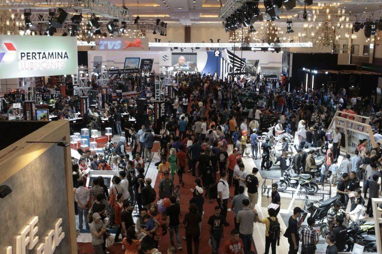 Indonesia Motorcycle Show 2016 Raup Penjualan Lebih dari Rp 19 Miliar